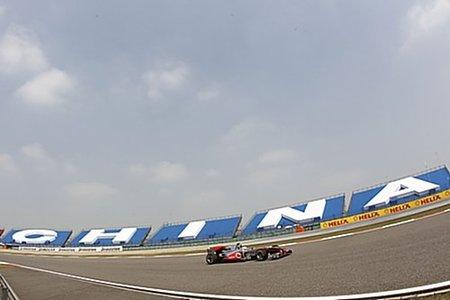 GP de China 2010: Lewis Hamilton toma el relevo a su compañero en los segundos libres