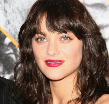 El look más sexy de Marion Cotillard