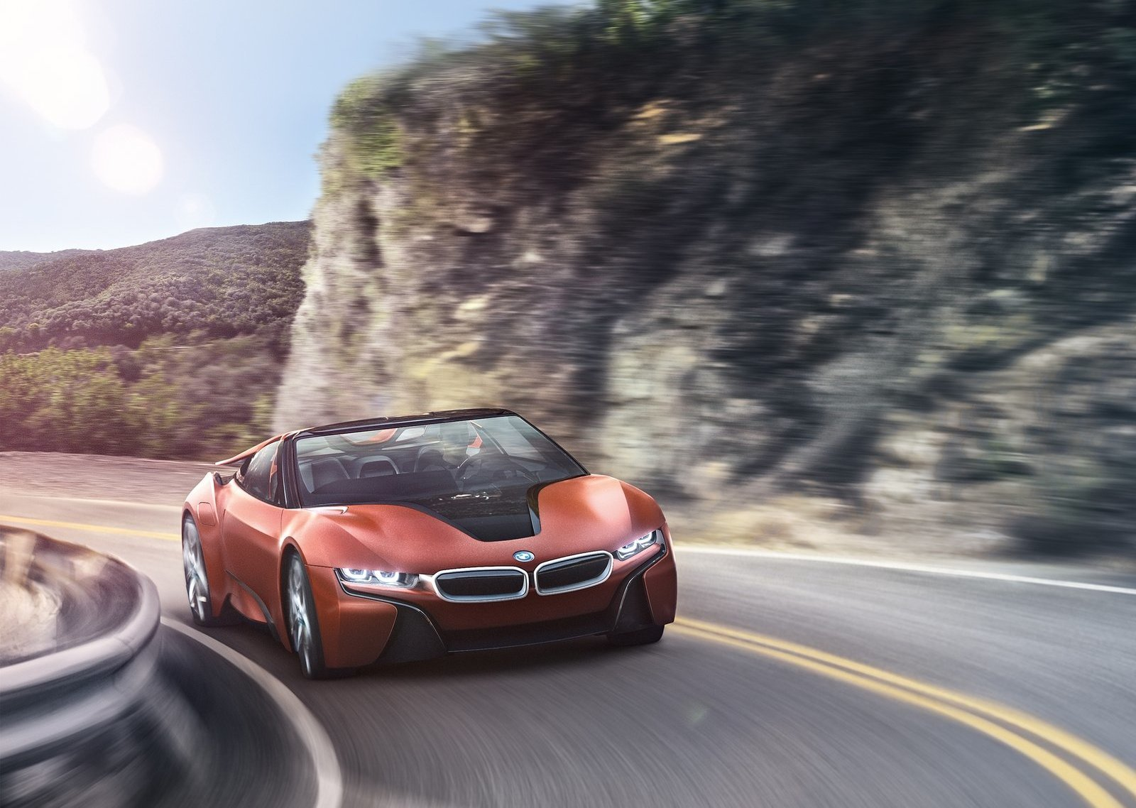 Foto de BMW i Vision Future Interaction Concept (2/19)