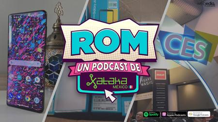 ROM #99: los 11,000 smartphones que el gobierno subastó