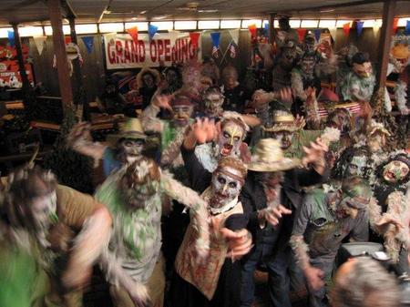 Los zombis de Poultrygeist