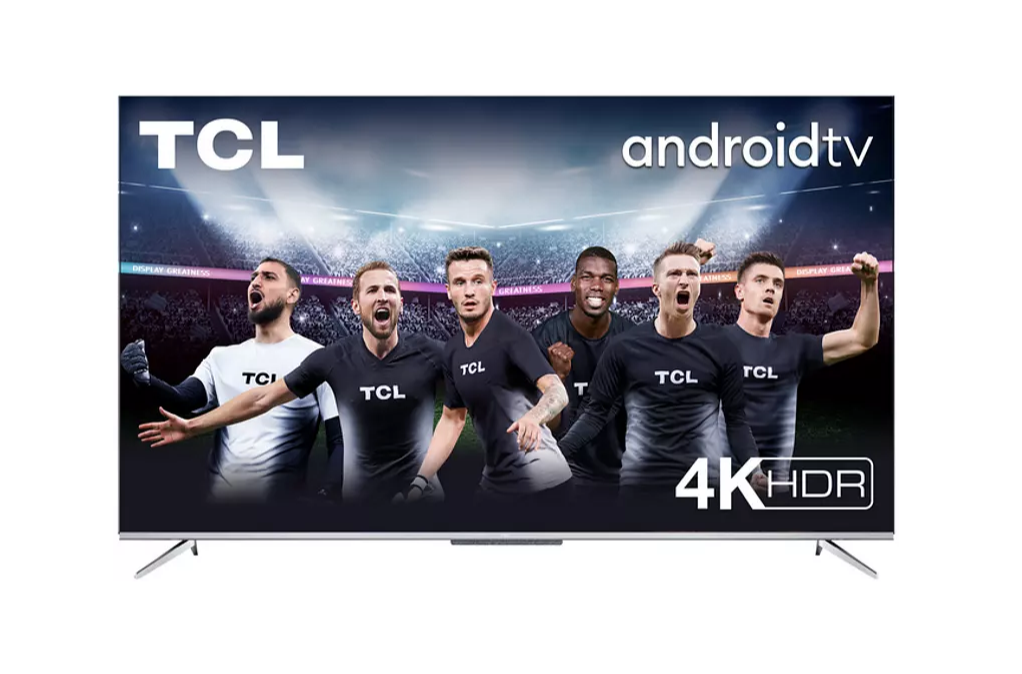 """TV LED 55"""" - TCL 55P715, UHD 4K, Android TV, Google Assistant Incorporado, Smart TV, Dolby Audio (Dolby AC4)"""