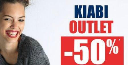 Kiabi tiene un 50% de descuento en su outlet