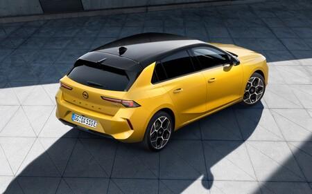 Opel Astra 2022 6