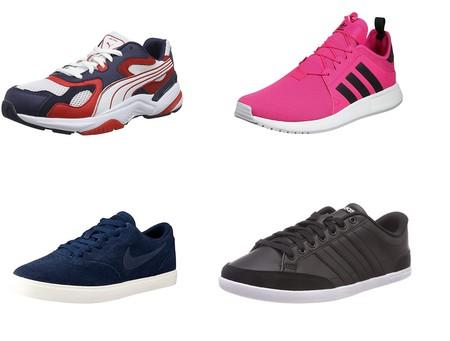 Ofertas de Amazon en tallas sueltas de zapatillas DC Shoes, Adidas, Puma o Nike por menos de 30 euros