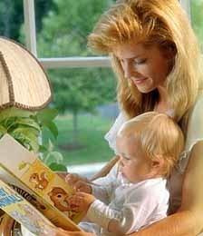 Cómo tienen que ser los primeros libros del bebé