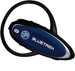 Bluetrek X2, auricular bluetooth resistente al agua