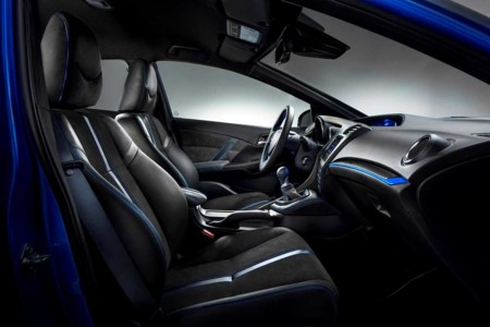 Honda Civic Tourer Active Life Concept 4