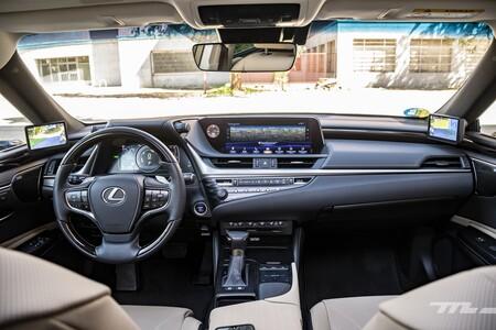 Lexus Es 300h 2021 Prueba 027