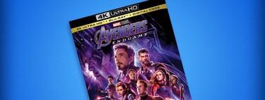 Blu-ray 4K de 'Avengers: Endgame' está en su precio más bajo histórico de Amazon México: incluye versión FHD y digital