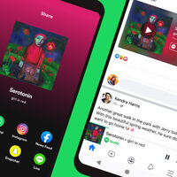 Facebook estrena un mini reproductor de Spotify integrado: ya es posible escuchar música sin salir de la red social
