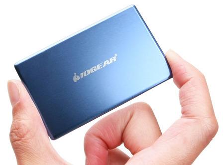Iogear Wallet Drive, 4 GB en el bolsillo