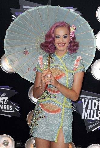 Katy Perry MTV