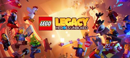 'LEGO Legacy: Héroes Liberados' llega a iOS y Android: ya puede descargarse gratis el nuevo RPG multijugador de Gameloft
