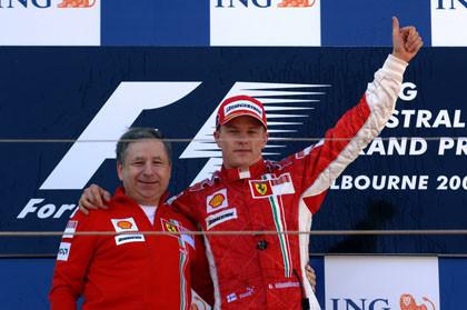 "Dennis: ""La victoria de Ferrari en Melbourne fue ilegal"""