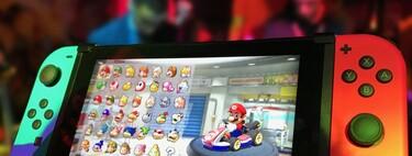 Ya está disponible la actualización 11.0.0 de Nintendo Switch: estas son todas sus mejoras