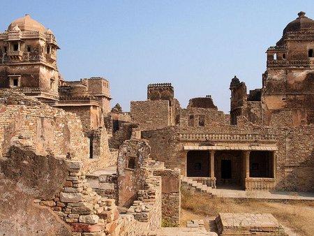 Chittorgarh: la fortaleza más grande de Rajasthán