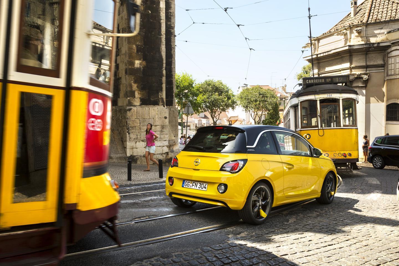 Foto de Opel Adam (10/50)