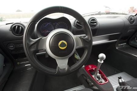 Lotus Exige 380 Sport volante