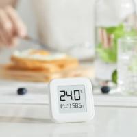 Xiaomi quiere conseguir financiación para lanzar este termómetro que también mide la humedad