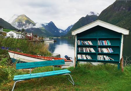 Existe un pueblo con más libros que habitantes: se llama Mundal, está en Noruega y es el sueño de cualquier bibliófilo