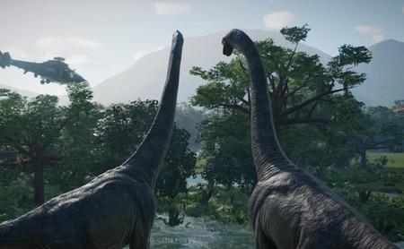 Avance de Jurassic World Evolution: cuenta atrás para que el sueño de John Hammond se haga realidad en PS4, Xbox One y PC