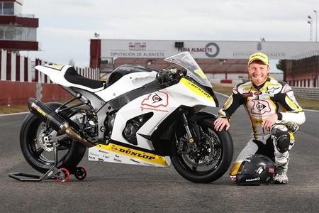 Dunlop pone en marcha su propio equipo de pruebas y desarrollo