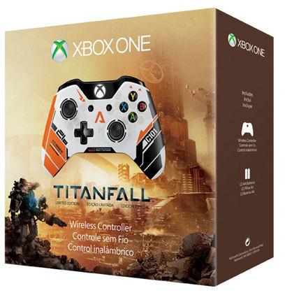 Mando de Xbox One Titanfall