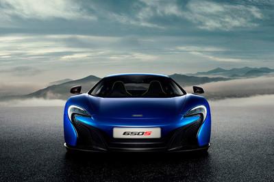 Oficial: Todo acerca del McLaren 650S