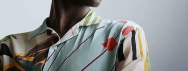 Zara nos sigue impresionando con sus estampados llenos de arte para llevar este verano
