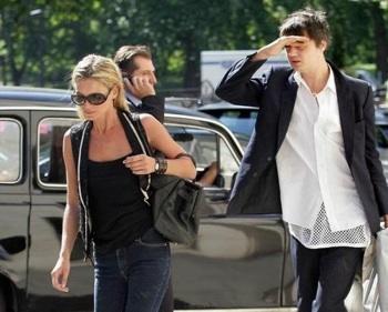 Kate Moss y Pete Doherty casi se casan