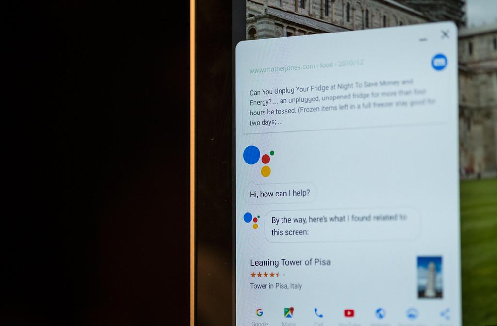 Pixelbook Google® Assistant 02