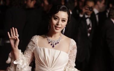 El estilo elegante de Fan Bingbing en el Festival de Cannes 2011