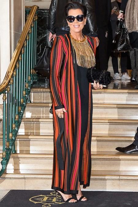 ¿Qué pasaría si dos famosas coinciden de look en un front-row? Pregúntale a Kris Jenner y Chiara Ferragni (¡horror!)