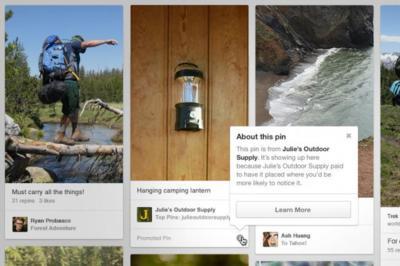 Pinterest prepara el lanzamiento de sus anuncios para el primer día de año nuevo