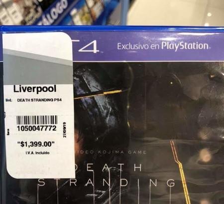 No, nadie está vendiendo 'Death Stranding' en México antes de su lanzamiento... aún