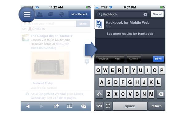 Facebook presenta su plataforma para desarrollo móvil