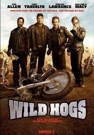 Wild Hogs, una película de moteros