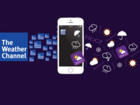 Adiós Yahoo!, The Weather Channel será el nuevo proveedor del clima en iOS 8