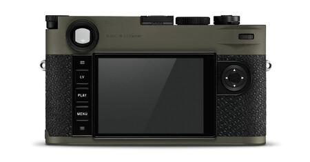 Leica M10 P Reporter Back