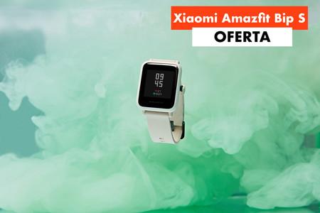 Este smartwatch de Xiaomi con GPS tiene una autonomía brutal y hoy está rebajado en eBay: Amazfit Bip S por 60 euros y envío gratis