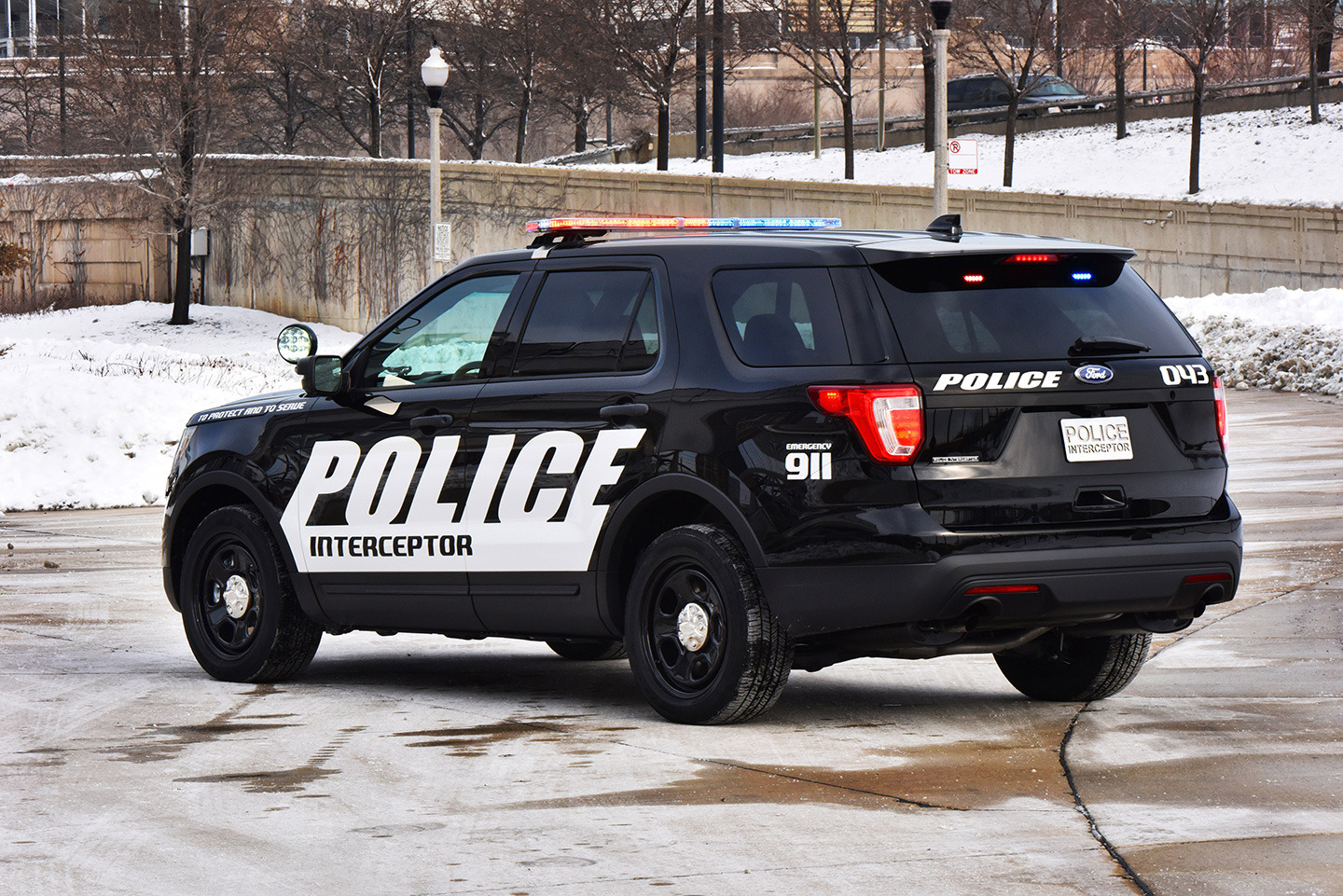 Foto de Ford Interceptor (5/5)
