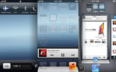 Otro concepto de iOS 7 con algunas ideas interesantes de las que tomar nota