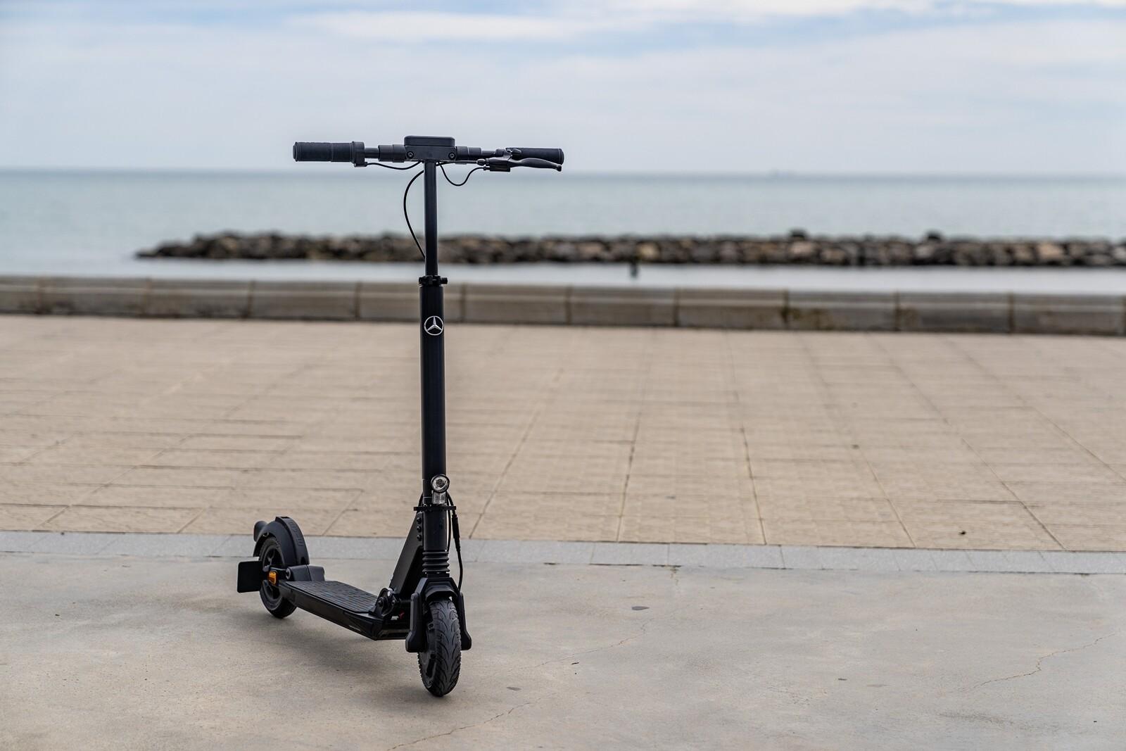 Foto de Mercedes-Benz eScooter (10/11)