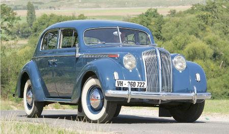 Súper 6 y Admiral, los Opel del 75º aniversario, 75 años después