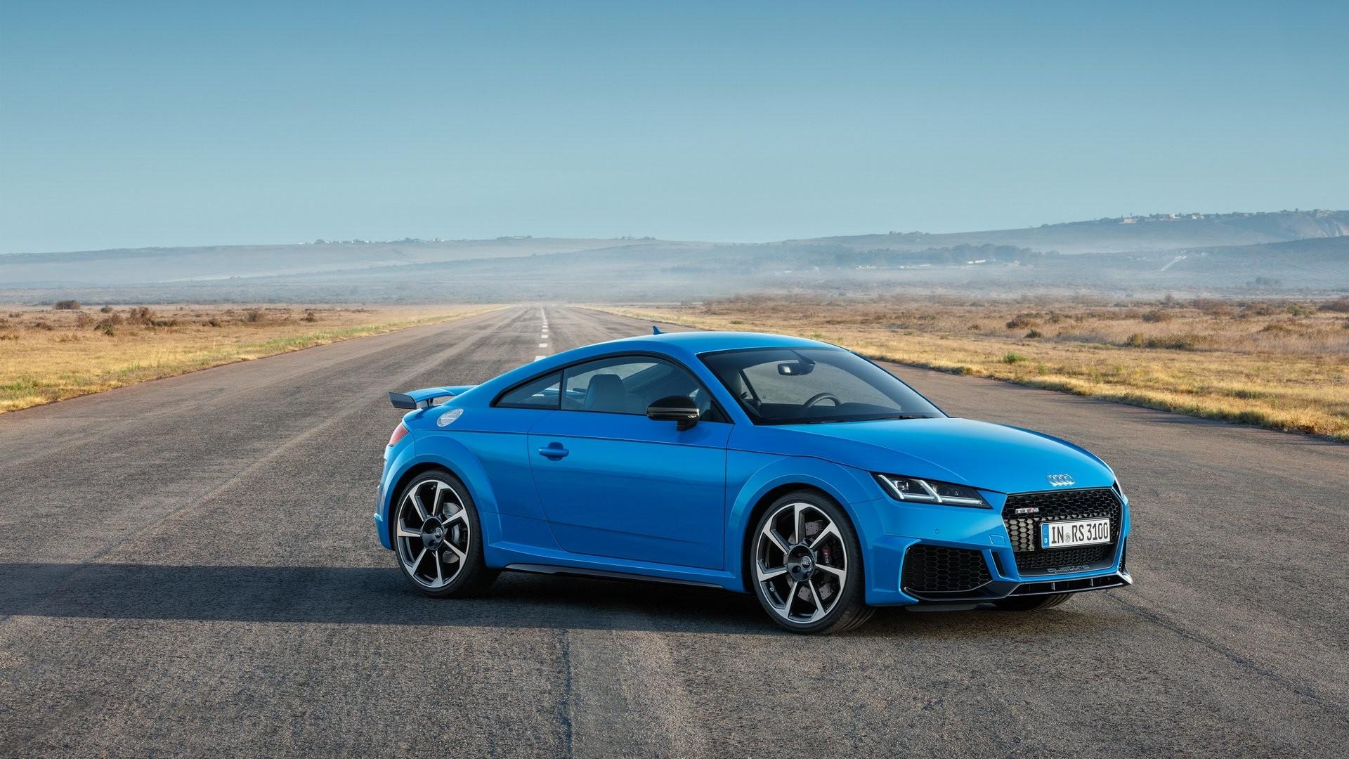 Foto de Audi TT RS 2020 (7/53)