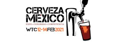 Cerveza México se llevará a cabo del 12 al 14 de febrero de 2021