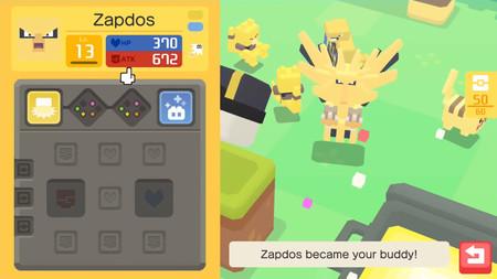 Guía Pokémon Quest: cómo conseguir a los Pokémon legendarios Articuno, Zapdos, Moltres, Mewtwo y Mew