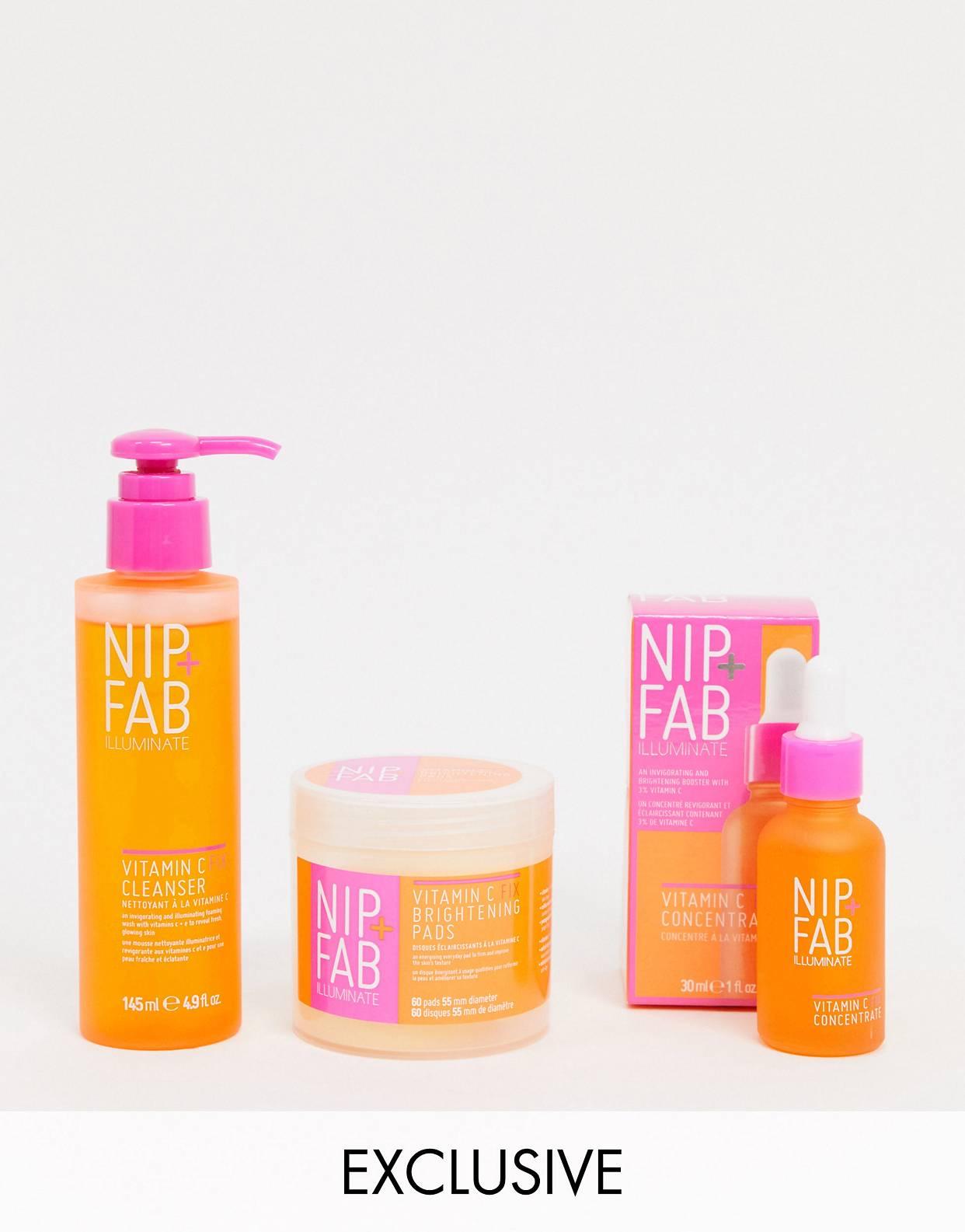 NIP+FAB X ASOS