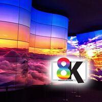 """La 8K Association ampliará los requisitos para que las teles puedan lucir su logotipo de """"certificadas para 8K"""""""